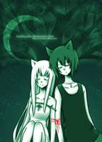 HxM__FourthAnniversary by mysticsaku