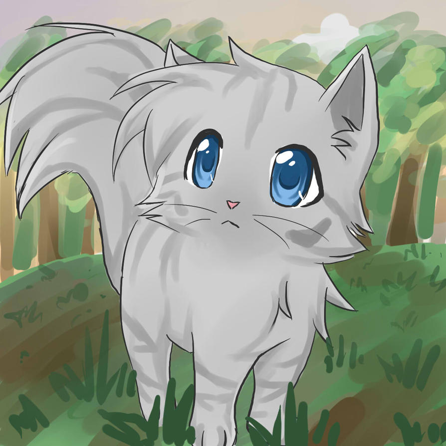 Dove Wing Warrior Cats
