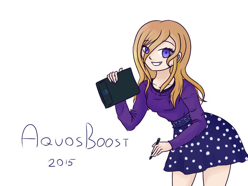 AquosBoost's Profile Picture