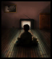 TV light by maariusz