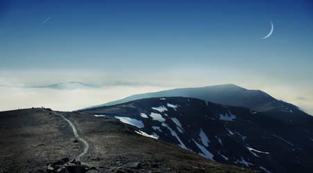 Mountains by maariusz