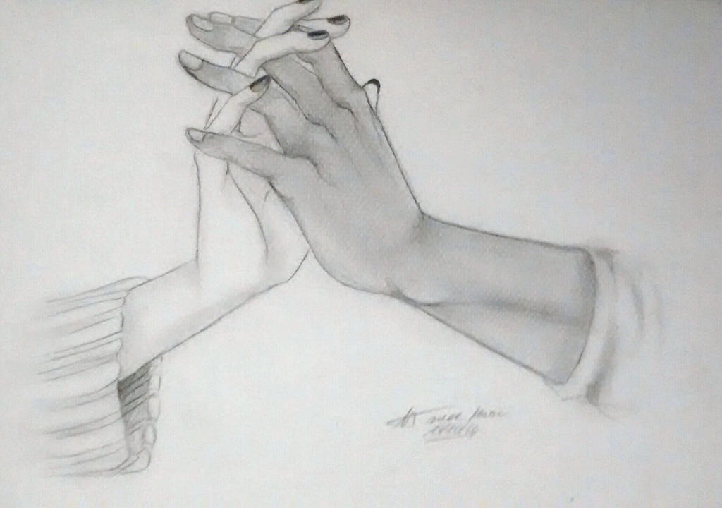 take my hand by julieflorac78