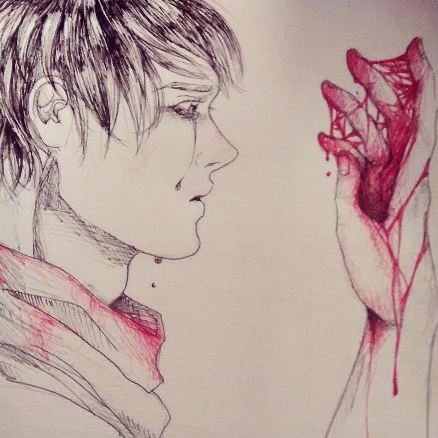 Blood by julieflorac78