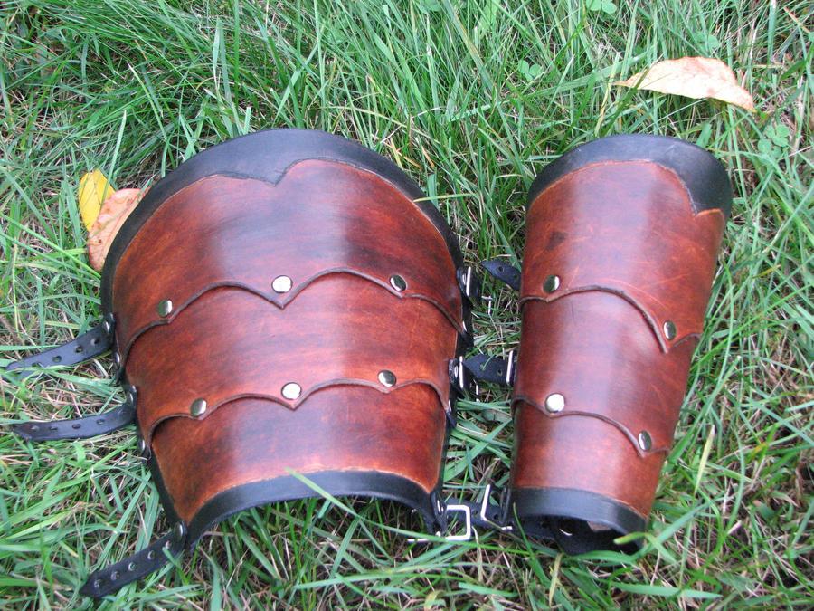 Ranger Bracers by SteamViking