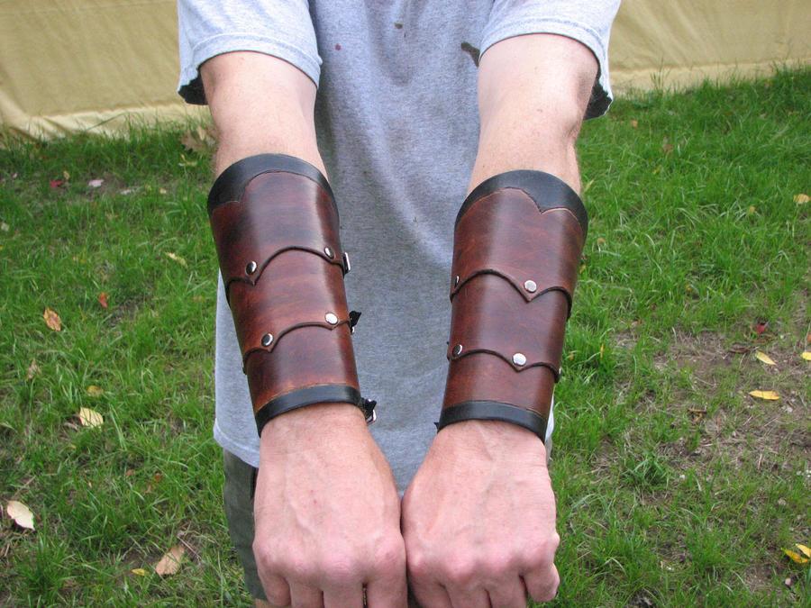Ranger Bracers 2 by SteamViking