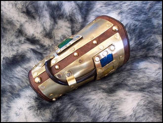 Alchemical Combinant Bracer by SteamViking