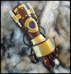 Steampunk Equalist Gauntlet MK2
