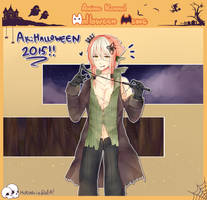AK Halloween 2015: IS THAT A REAL WHIP?? by Hotaruin