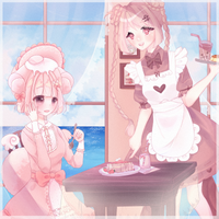 [cb] seaside cafe ! by rinihimme