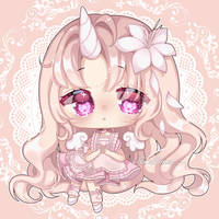 [cm] vanilla lily wings by rinihimme