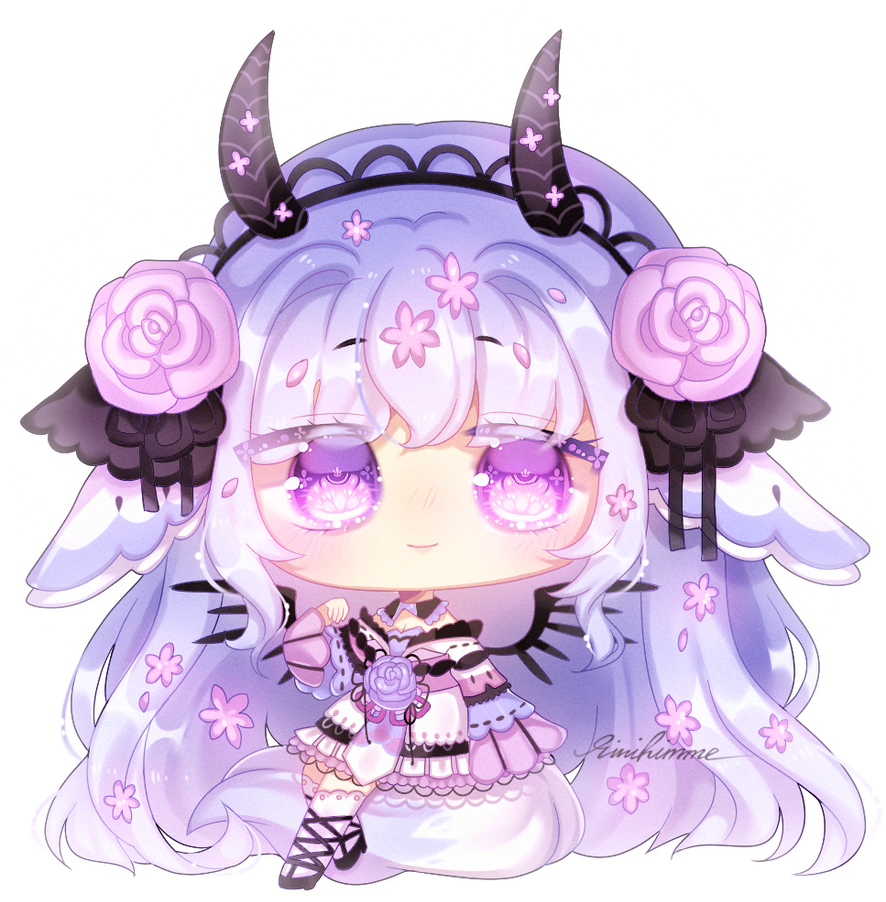 [cm] lilac arabesque by rinihimme