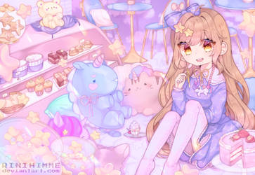 [cm] hazel's wish bakery by rinihimme