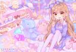 [cm] hazel's wish bakery by rinihimme