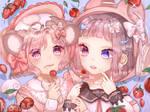 cheerily fruits girls !!