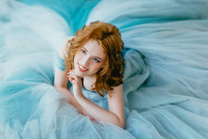 Watercolor dress I