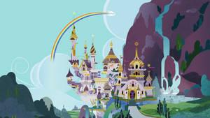 Group Background #2 - Canterlot Castle