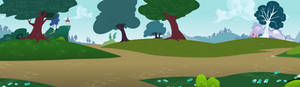 Group Background #11 - Ponyville Outskirts