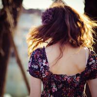 Spring. Girl... by SabinaLovegood