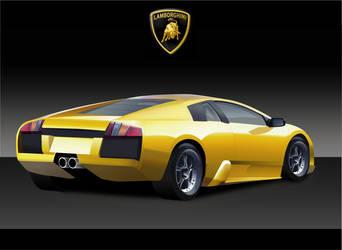 Lamborghini Murcielago by AdRoiT-Designs