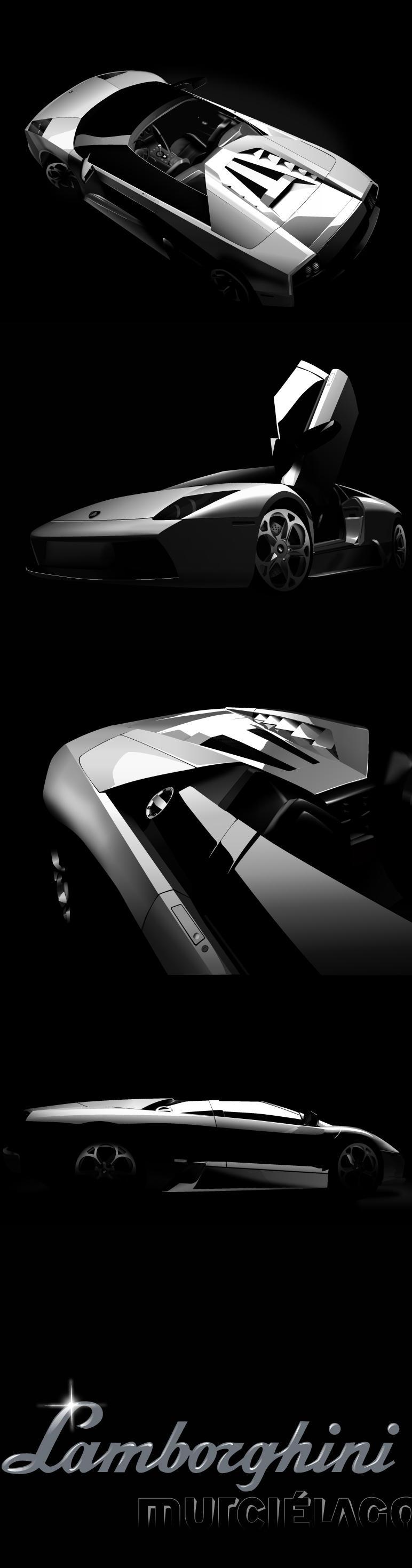 Murcielago - Final by AdRoiT-Designs