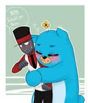 [Villainous] 505 hugging BlackHat
