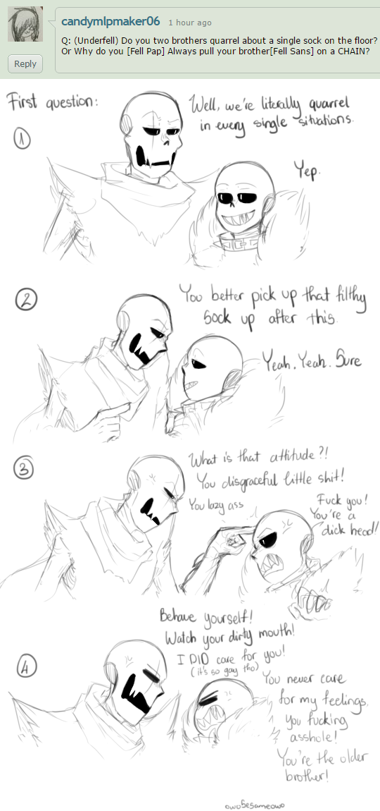 [QNA] Question for the edgy bros by owoSesameowo