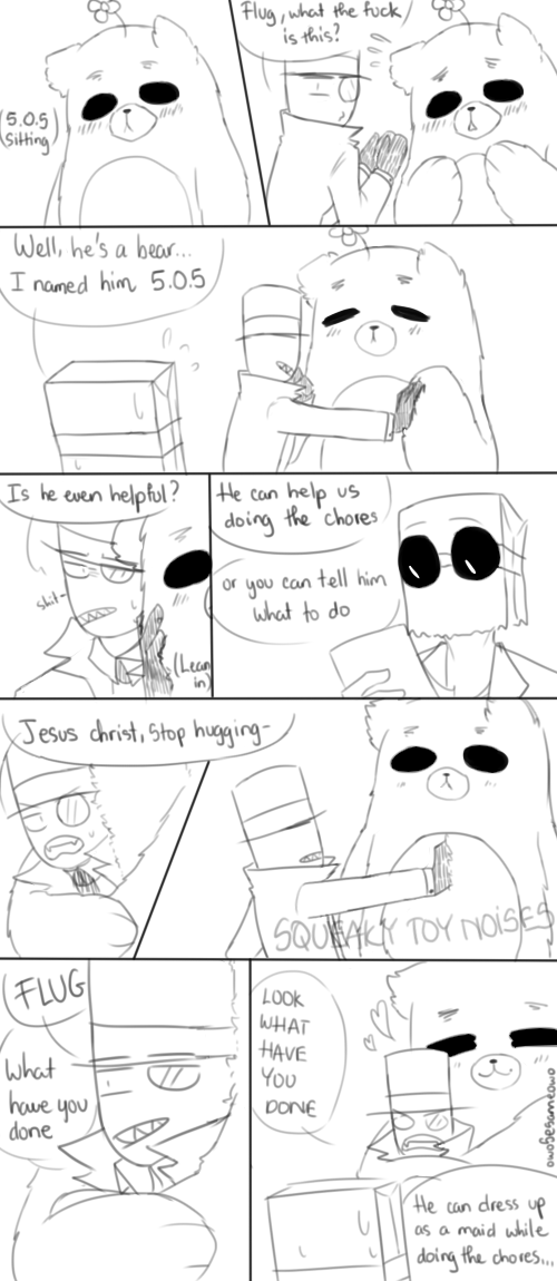 Villainous] Look What Have You Done by owoSesameowo on