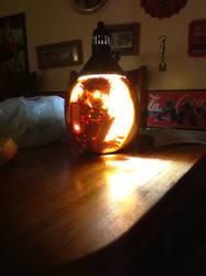 Pumpkin Vash by tsuanimechan