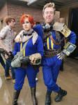 Fallout dwellers