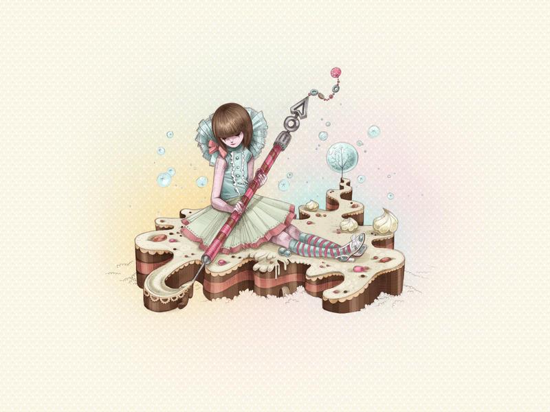 Cake by Kluke