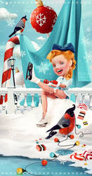 -= ::: Ice Skater ::: =- by Kluke
