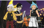 Soul Eater: Death the Kidnapped