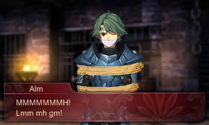 Fire Emblem Echoes: Abducted Alm