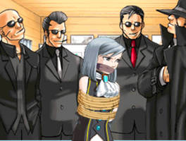 Ace Attorney: A Karmic Hostage Situation by ChrisBrewer100