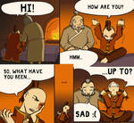 Awesome Avatar comic