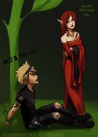 commission - them punks by Go-Devil-Dante