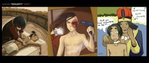 ATLA thirty - perverty