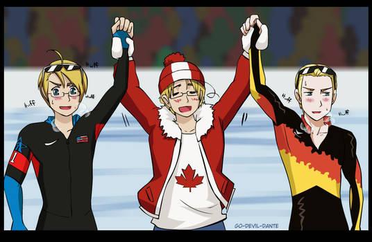 Congrats, Olympians 2010