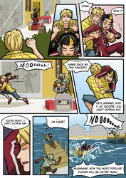 Dance Central - Take one for the team by Go-Devil-Dante