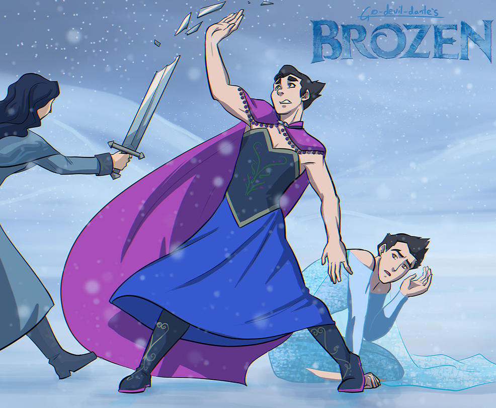 Brozen colour by Go-Devil-Dante