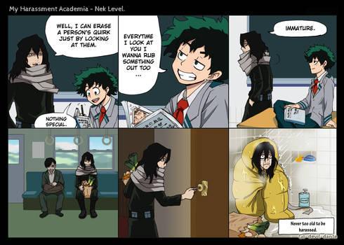 My Harassment Academia - Aiza