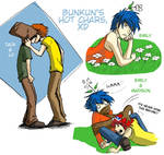 Bunkys gay chars...