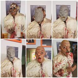 Doctor Frankenstein puppet