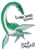 FUTABASAURUS SUZUKII by HitoshiAriga