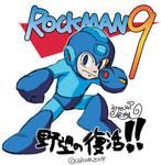 Rockman9 -Yabou no hukkatsu-