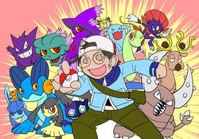 Pokemon by HitoshiAriga