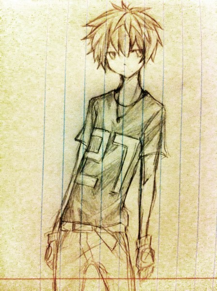 Tsuna - Doodle by Mizuki06