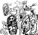 More Specimen Doodles