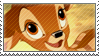 Bambi stamp by AutumnDeer
