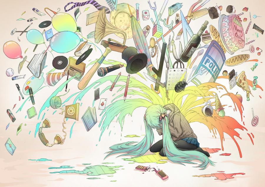 miku 03 by devilkero